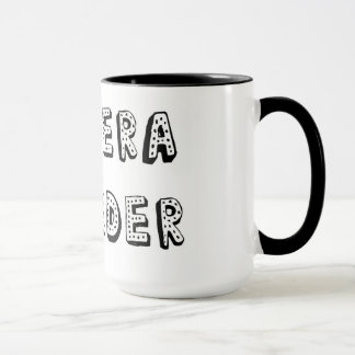 Camera Hoarder Coffee Mug