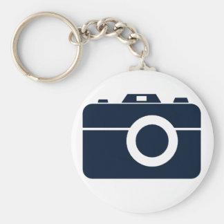 Camera Illustration Key Chain