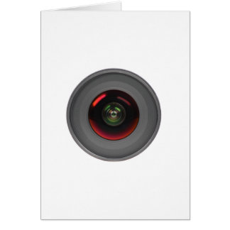 Camera Lens Card