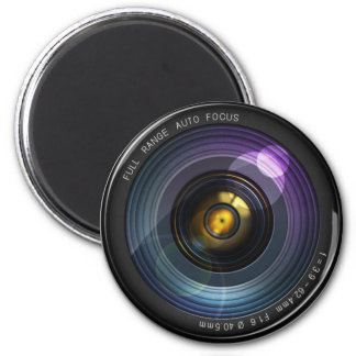 Camera Lens Magnet