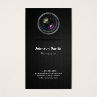 Camera Lens - Show Your Best Photo on the Back