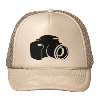 Camera love photography fan icon modern graphic cap