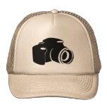 Camera love photography fan icon modern graphic trucker hat