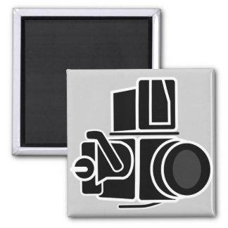 Camera. Magnet