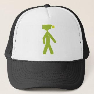 Camera Man Trucker Hat