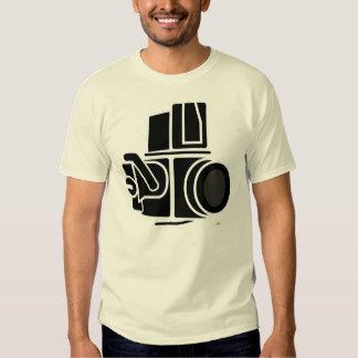 Camera. Men t-shirt