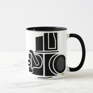 Camera. Mug