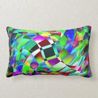 Camera Obscura Lumbar Pillow