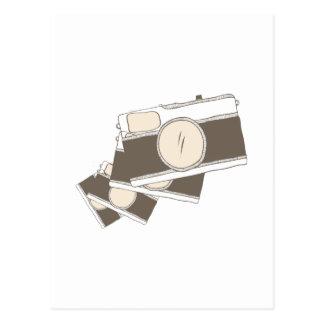 Camera Post Card