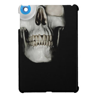 Camera skull eyeball iPad mini case