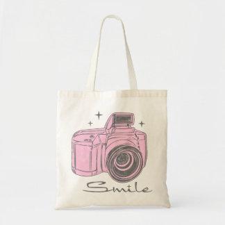Camera Smile Bag
