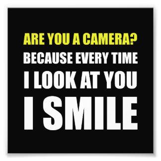 Camera Smile Photo
