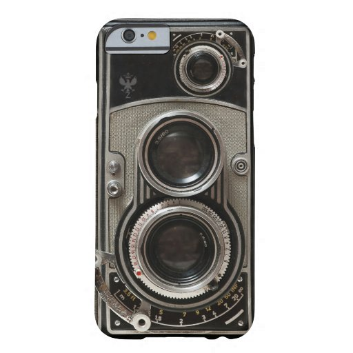 Camera : Z-002 iPhone 6 Case