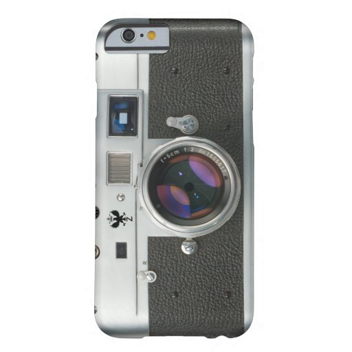 Camera : Z-004 iPhone 6 Case