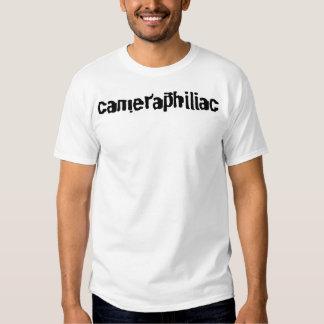 Cameraphiliac Shirt