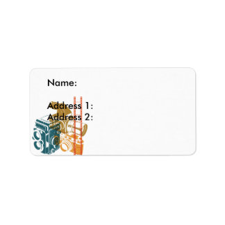 Cameras Label