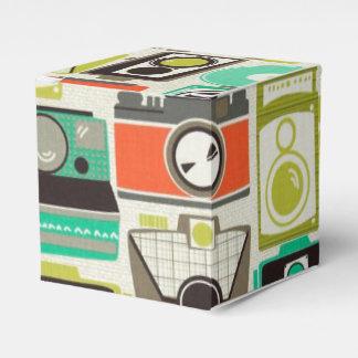 Cameras Retro Favour Box