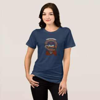 Cameron Clan Badge Women's Dark T-Shirt
