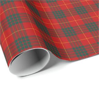 Cameron Clan Tartan Wrapping Paper