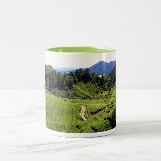 Cameron Highlands Tea Two-Tone Mug