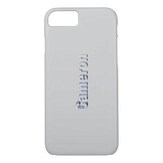 Cameron iPhone 7 case in Grey