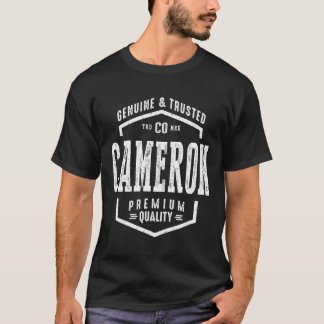 Cameron Name T-Shirt