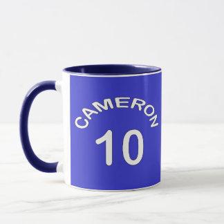 Cameron ~ Number 10 ~ U.K Election Mug