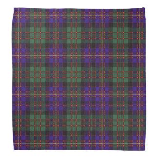 Cameron of Erracht clan Plaid Scottish tartan Bandana