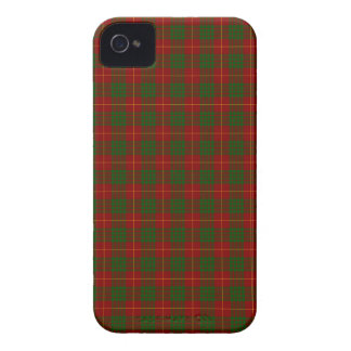 Cameron Tartan iPhone 4 Cover