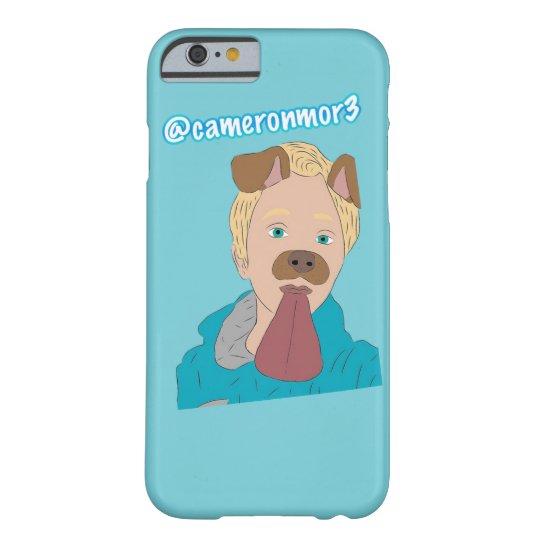 """cameronmor3"" IPhone Case"