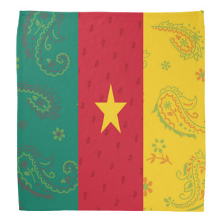 Cameroon Bandana