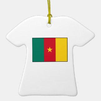 Cameroon – Cameroonian Flag Ornaments