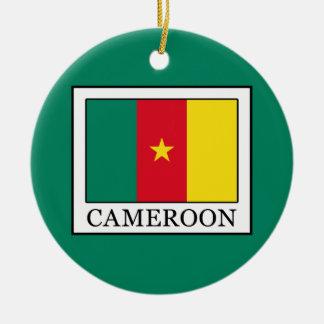 Cameroon Christmas Ornament