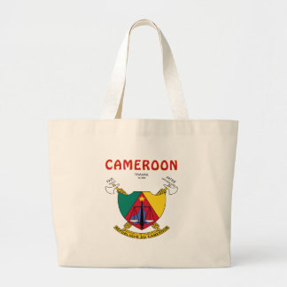Cameroon Coat Of Arms Bag