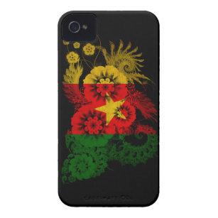 14e0f3d364d44 Cameroon Flag Case-Mate iPhone 4 Case