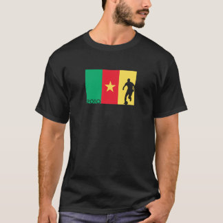 Cameroon Flag Cup T-Shirt