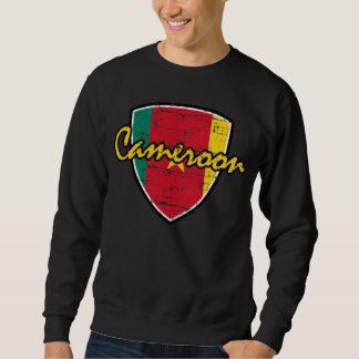 Cameroon flag design sweatshirt