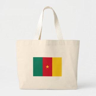 Cameroon FLAG International Jumbo Tote Bag