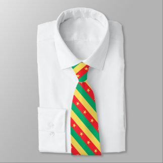 Cameroon Flag Tie