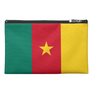 Cameroon Flag Travel Accessories Bag