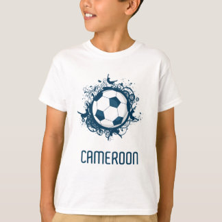 Cameroon Football T-Shirt