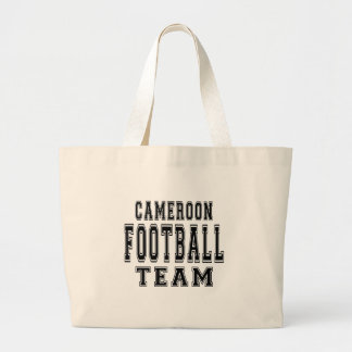 Cameroon Football Team Tote Bag