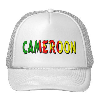 Cameroon Mesh Hat