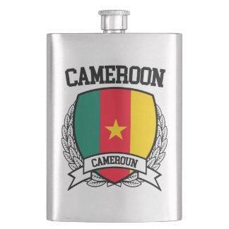 Cameroon Hip Flask