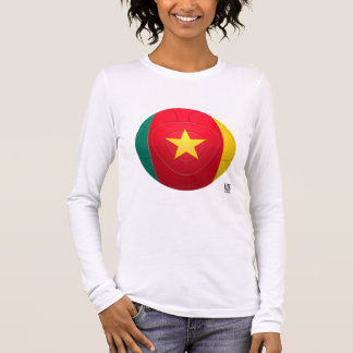 Cameroon - Les Lions Indomables Football Long Sleeve T-Shirt