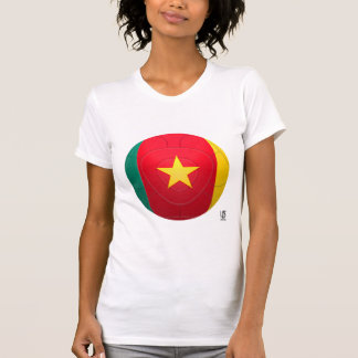 Cameroon - Les Lions Indomables Football T-Shirt