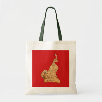 Cameroon Map Bag