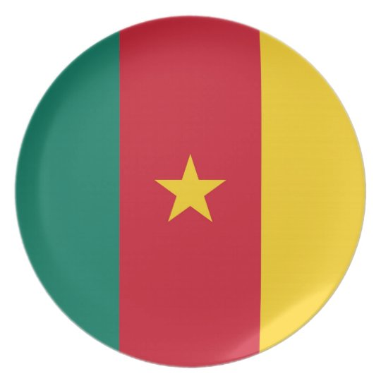 CAMEROON PLATE
