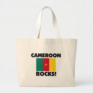 Cameroon Rocks Tote Bag