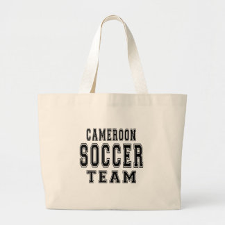 Cameroon Soccer Team Bags